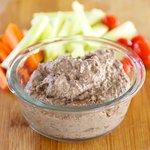 Black Bean Tahini Hummus