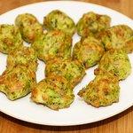 Spinach-Cheese Puffs