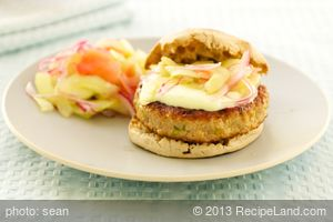 The Tuna Burger
