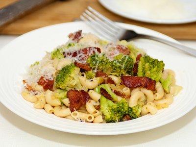 Lucia's Broccoli and Macaroni