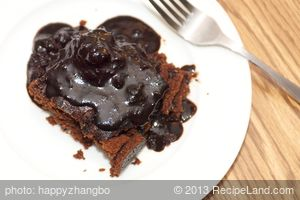 Denver Chocolate Pudding Cake