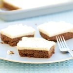 Kahlua Cheesecake Bars (Healthier Version)
