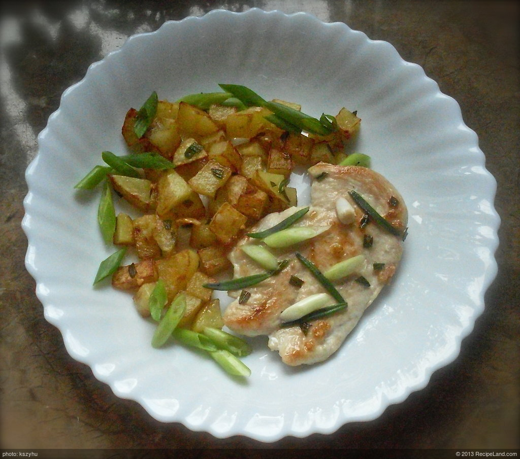 Chicken Rosemary with Potatoes