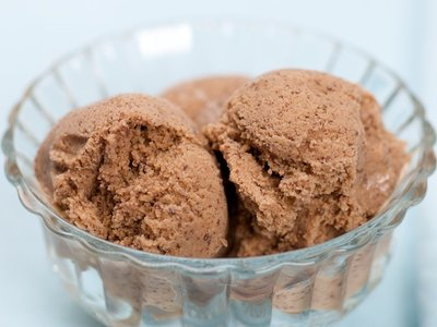 Irish Cream Frozen Yogurt