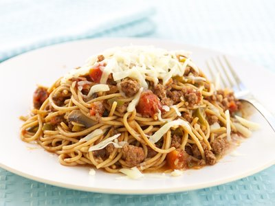 One-Skillet Spaghetti