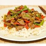 Easy Beef Stir Fry (Low Fat)