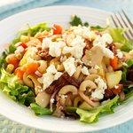 Greek Mac and Cheese Salad