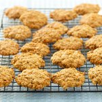 Almond and Coconut Oatmeal Cookies