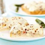 Open-Faced Tuna Sandwiches