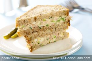 Home on the Range Tuna Salad
