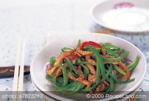Chinese Pork and Peppers (????)