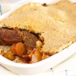 Awesome English Beef Pot Pie