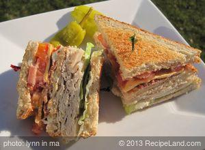Special Club Sandwich