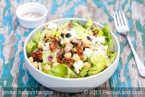 Chopped Mediterranean Salad
