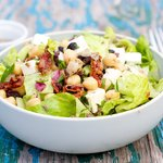 Chopped Mediterranean Salad