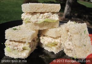 Light Tuna Salad