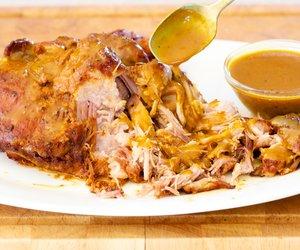 Carolina Gold Pulled Pork