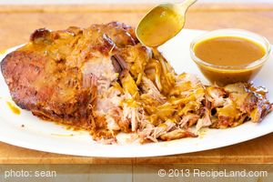 Carolina Gold Pulled Pork
