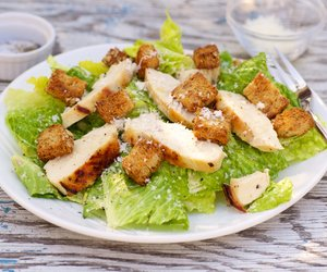 Awesome Chicken Caesar Salad