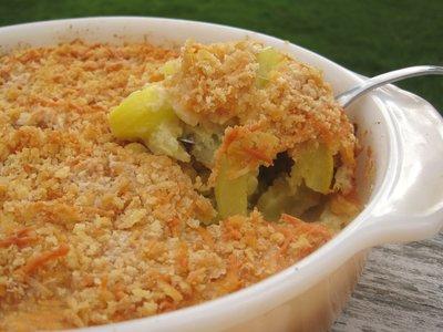 Cheese Squash Casserole