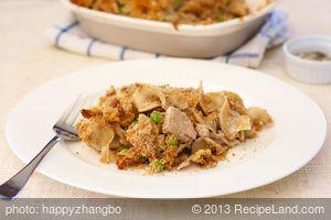 Favorite Tuna Noodle Casserole