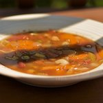 Hearty Vegetarian Minestrone
