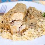Anne's Chicken For Crock Pot
