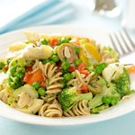 Amazing Summer Vegetable Pasta Salad