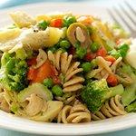 Amazing Summer Vegetable Pasta Salad