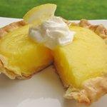 Mini Lemon Meringue Tart