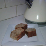 Easy Moist Apple Cake