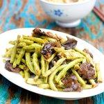 Stir-Fried Longbeans
