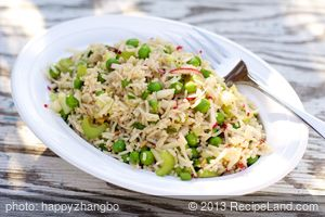 Cold Rice Salad