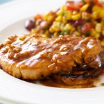 Honey Dijon Glazed Pork Chops