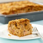 Best Rhubarb Cake