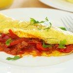 Hungarian Omelette