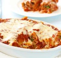 Italian Veggie Rolls