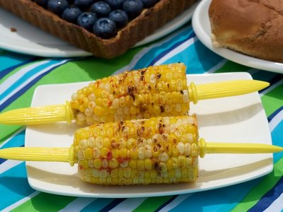 4th of July Grilled Fresh Corn