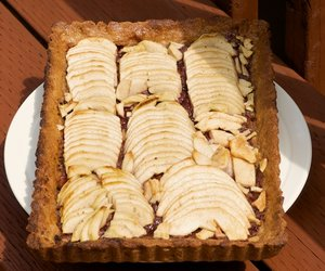 Apple Tart-Low Fat and Low Calorie