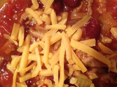 Easy Turkey Chili