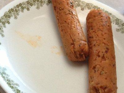 Vegetarian Italian Sausage (Seitan)