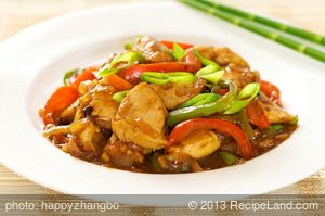 Hoisin Chicken Stir Fry