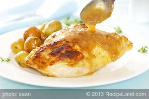 Prairie Roast Chicken