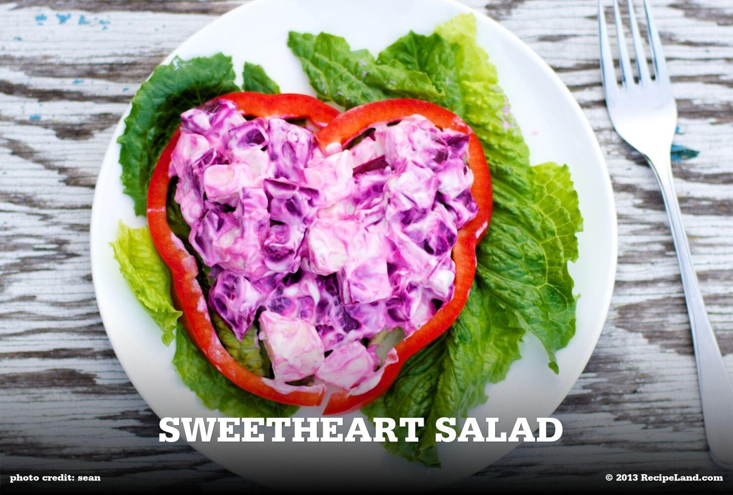 Sweetheart Salad