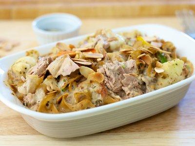 Tuna Noodle Casserole No. 2