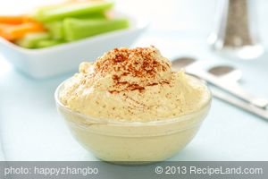 Super Easy Hummus