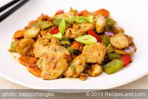Hunan Hot and Sour Chicken