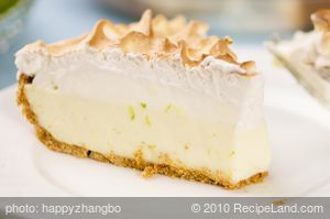 Key Lime Pie-Low Fat