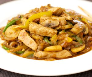 Chinese: Stir-Fry Pork and Peppers