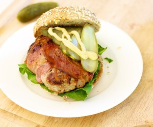 Turkey Bacon Burgers